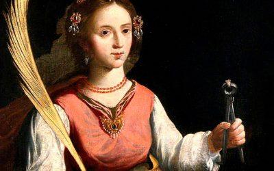 ¿Porqué Santa Apolonia es patrona de la Odontología y los dolores de muelas?